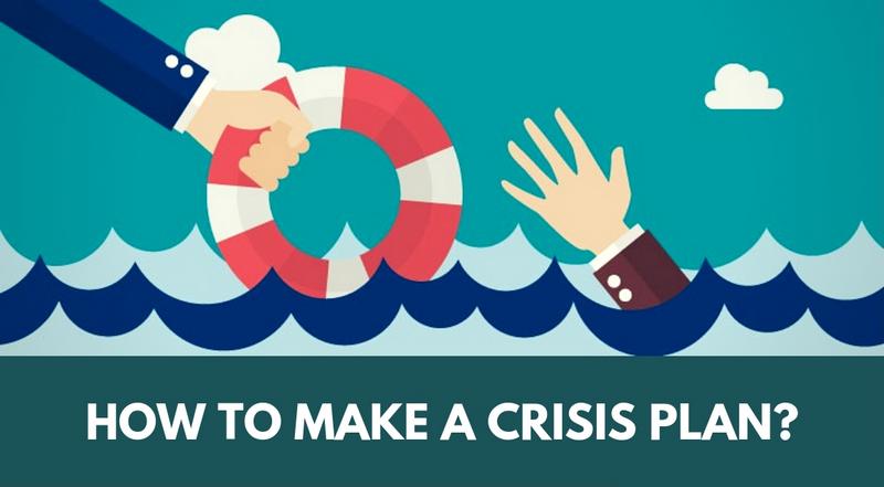 How to make crisis plan